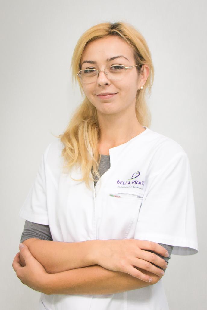 Dr. Ecaterina Strimbeanu