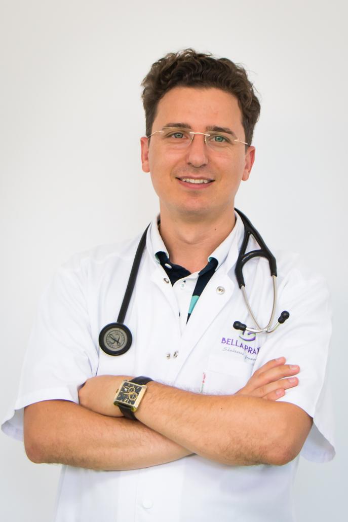 Dr. George Pavel