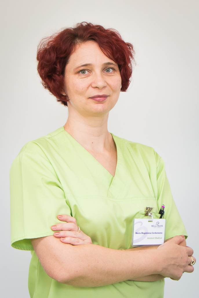 Maria Magdalena Corduneanu