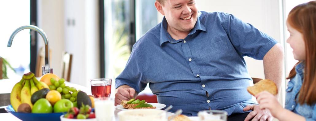 Excesul de greutate și de vedere